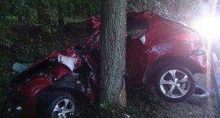 Tragiczny wypadek w Biedrusku