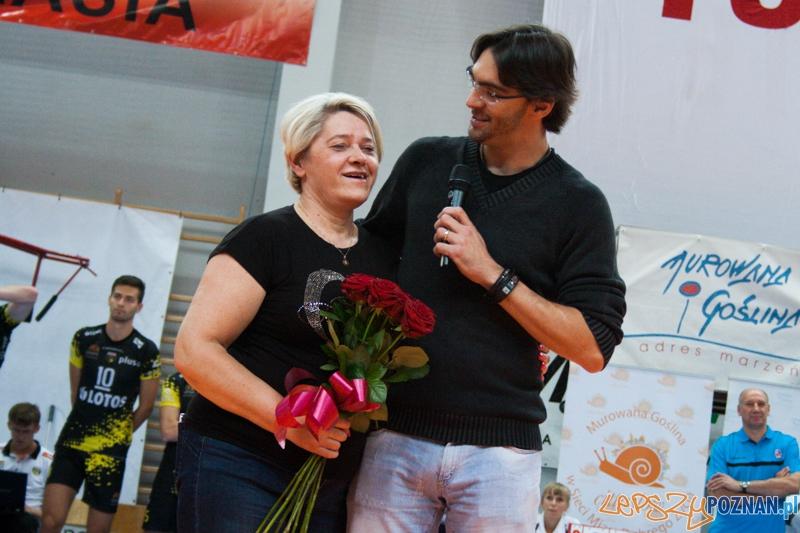 X Memoriał im. Arkadiusza Gołasia (27.09.2014) Murowana Goślina  Foto: © LepszyPOZNAN.pl / Karolina Kiraga
