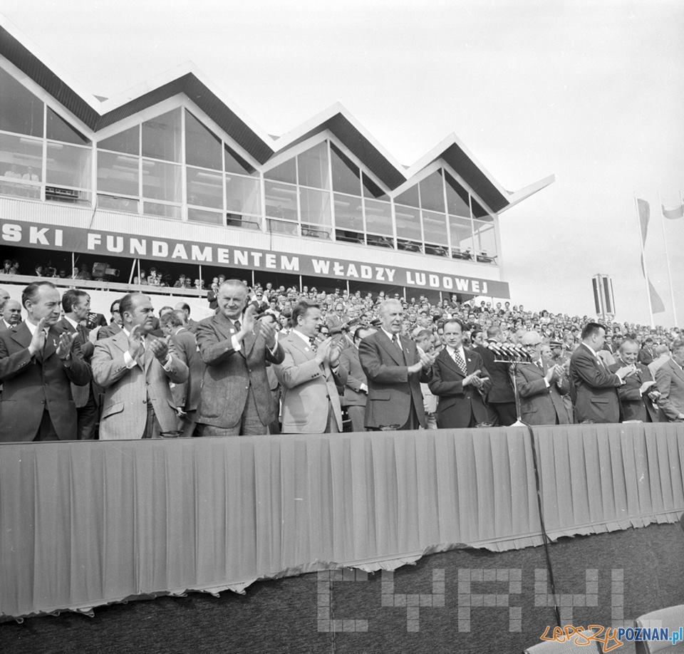 Centralne dożynki 8.09.1974 Foto: Stanisław Wiktor/Cyryl