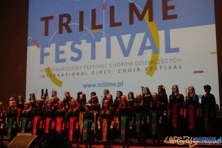 Trillme Festival Pierwszy Międzynarodowy Festiwal Chórów Dziewczęcych  Foto: Trillme Festival Pierwszy Międzynarodowy Festiwal Chórów Dziewczęcych