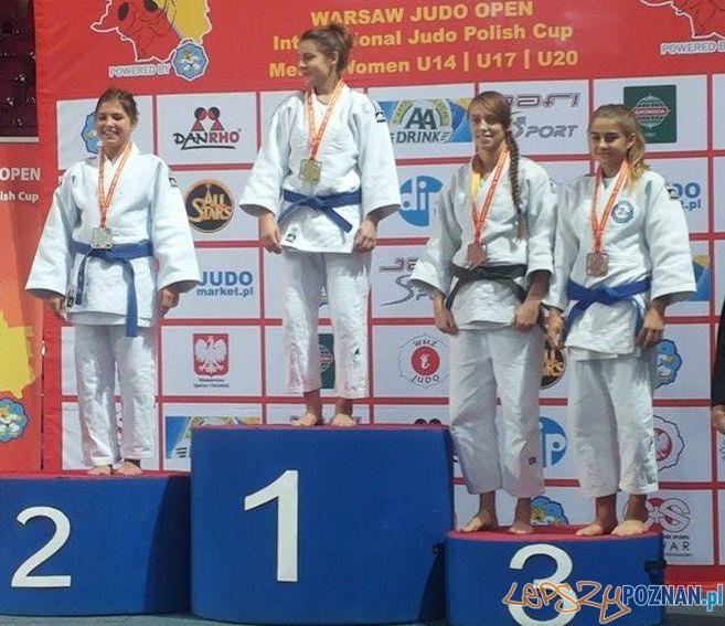 Akademia Judo na podium