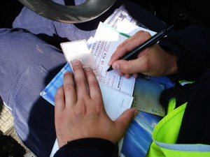 Mandat Foto: KW Policji w Poznaniu