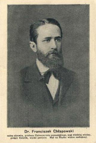 Franciszek Chłapowski Foto: Śląska Biblioteka Cyfrowa (domena publiczna)