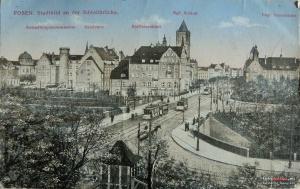 Kaponiera początek XX wieku.