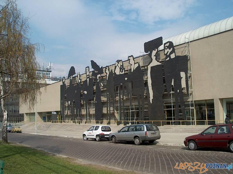 """Wystawa Jana Lenicy """"Labirynt"""" w Muzeum Narodowym 2002 Foto: Muzeum Narodowe w Poznaniu"""