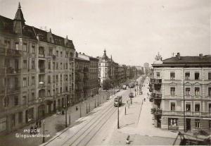Głogowska lata 1930-40 Foto: fotopolska