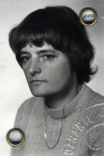 Krystyna Laskowicz Foto: Encyklopedia Solidarności