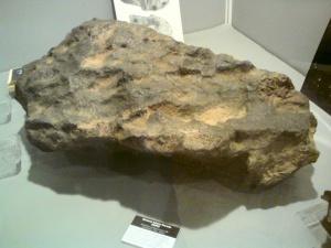 Meteoryt_Morasko Foto: wikipedia