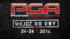 Poznań Game Arena 2014 (plakat) Foto: mat. pras.