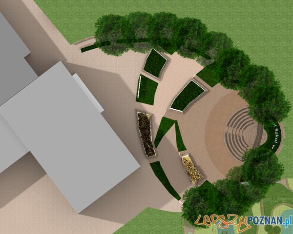 Amfiteatr w Mosinie