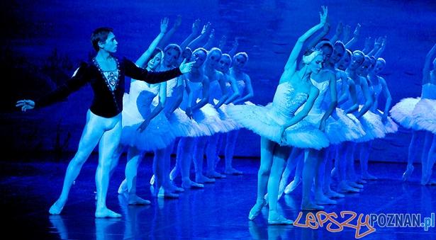 Moscow City Ballet - Jezioro łabędzie  Foto: mat. prasowe