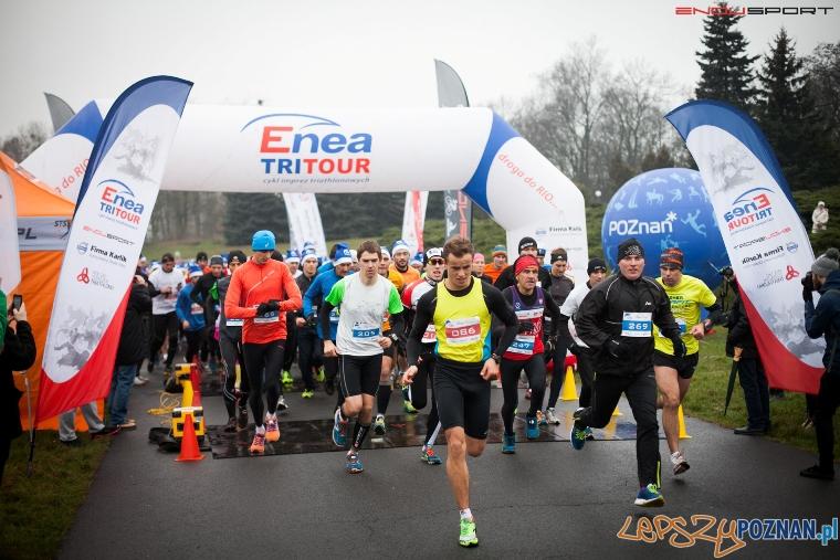 ENEA Tri Tour Bieg Mikolajów Foto: W.Pawlowski