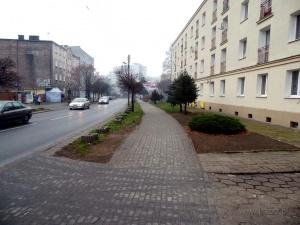 Zmienił się skwer przy Palacza  Foto: lazarz.pl / Janusz Ludwiczak
