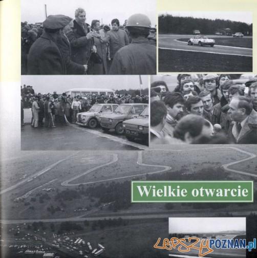 Otwarcie Toru Poznan 1.12.1977