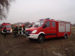 Śmierć na polu Foto: JRG PSP Krotoszyn