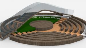 Projekt amfiteatru