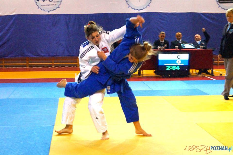 Juniorki Akademii Judo mistrzyniami Polski (4)  Foto: Akademia Judo