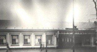 Kino Rialto - lata 50.te Foto: Kino Rialto
