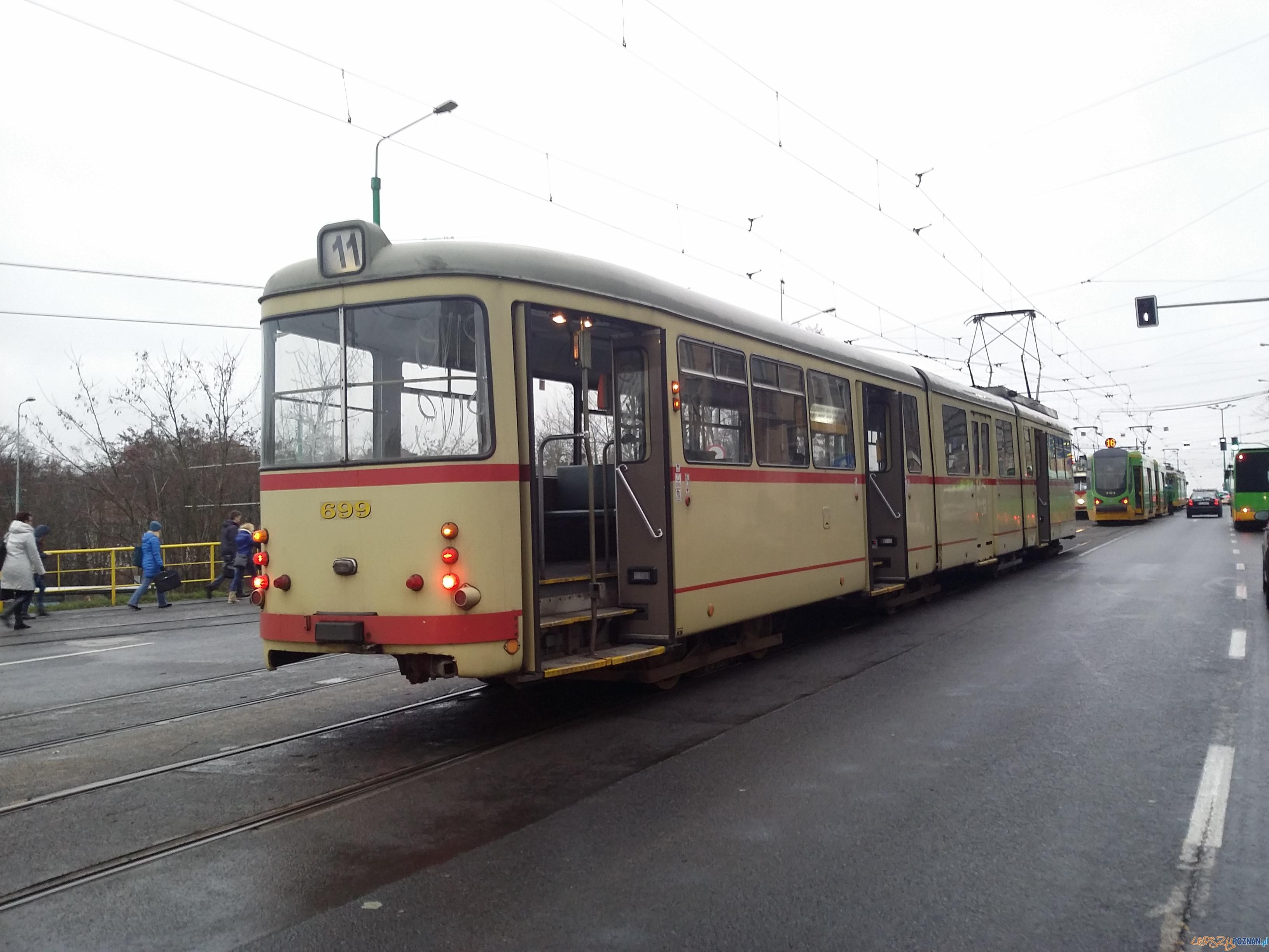 Utrudnienia na Teatralce  Foto: news@lepszypoznana.pl
