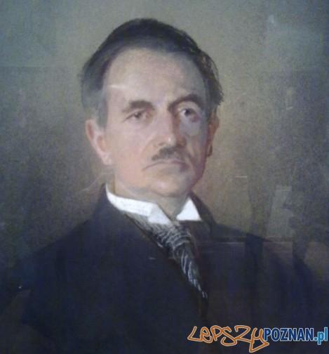 Romuald Paczkowski Foto: Portret w Muzeum Historii Miasta Poznania