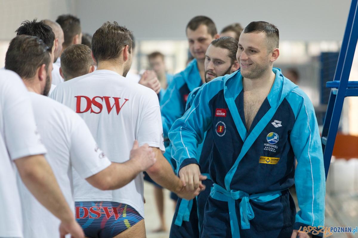 DSW Waterpolo Poznań - OCMER UŁ ŁSTW  Foto: lepszyPOZNAN.pl / Piotr Rychter
