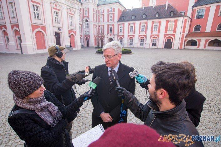 Jacek Jaśkowiak, Prezydent Miasta Poznania Foto: lepszyPOZNAN.pl / Piotr Rychter