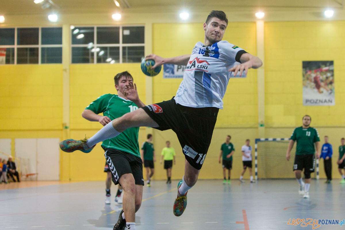 Piłka ręczna: WKS Grunwald Poznań - AKS Politechnika Wrocławska  Foto: lepszyPOZNAN.pl / Piotr Rychter