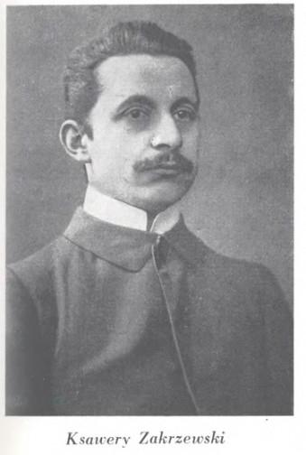 Ksawery Zakrzewski Foto: wikipedia