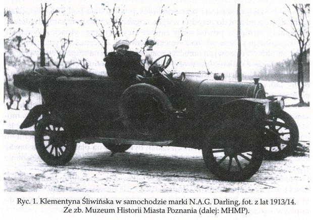 Pierwsza Automobilistka