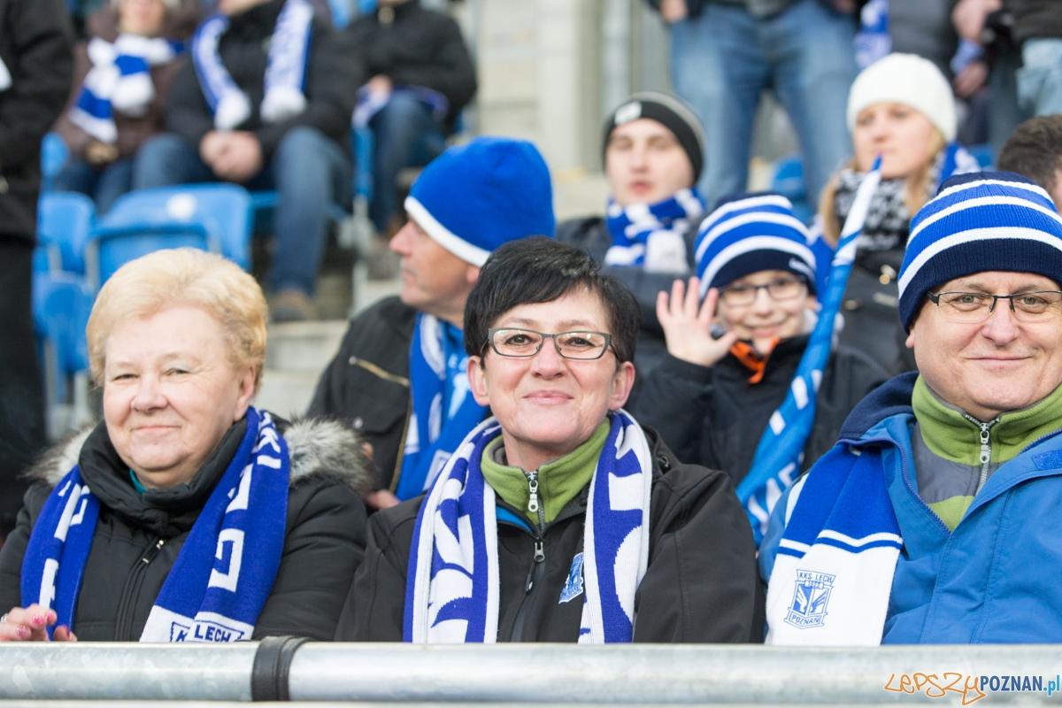 21. kolejka T-Mobile Ekstraklasy - Lech Poznań - Ruch Chorzów  Foto: lepszyPOZNAN.pl / Piotr Rychter