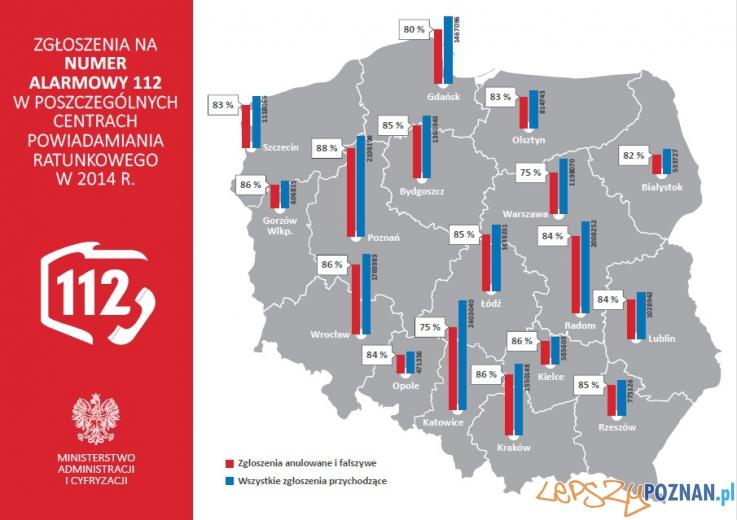 mapa Foto: Ministerstwo Administracji i cyfryzacji