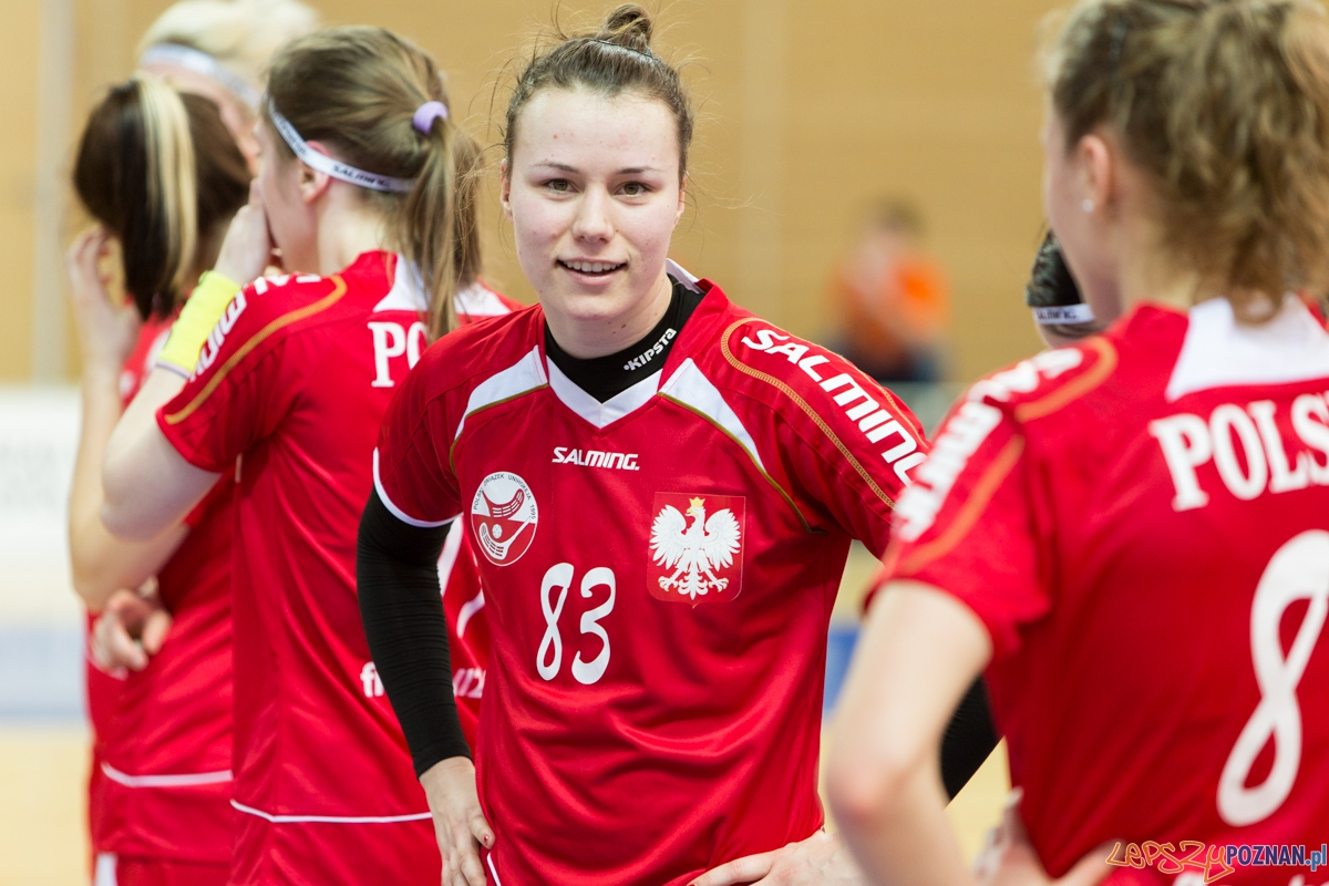 Wliminacje Mistrzostw Świata w Unihokeju - mecz Polska - Niemcy  Foto: lepszyPOZNAN.pl / Piotr Rychter