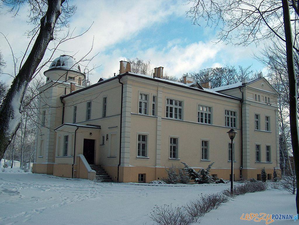 Obserwatorium Astronomiczne UAM na Górczynie Foto: Bori64/wikipedia