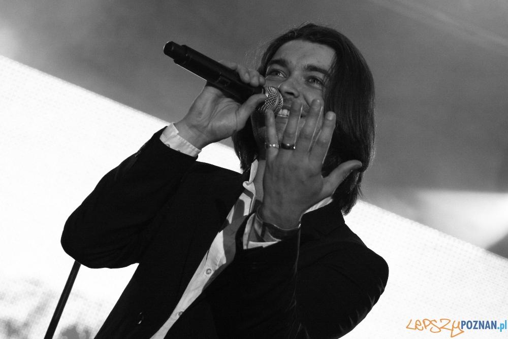 Tomasz Szczepanik (Pectus) - RMF FM Koncert w Zakopanem (13.08.2011)