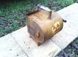 Skradzione pojemniki z radioaktywnym Kobaltem  Foto: UW
