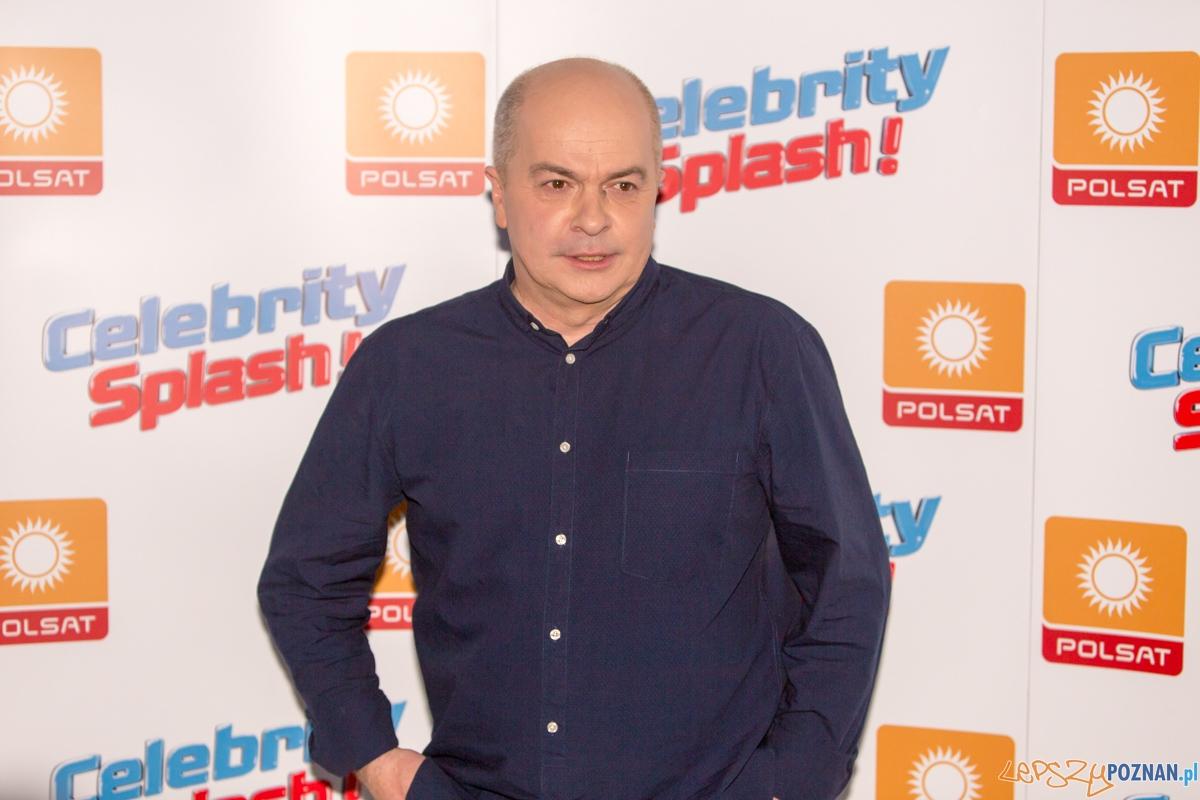 Celebrity Splash - jury programu (Tomasz Zimoch)  Foto: lepszyPOZNAN.pl / Piotr Rychter
