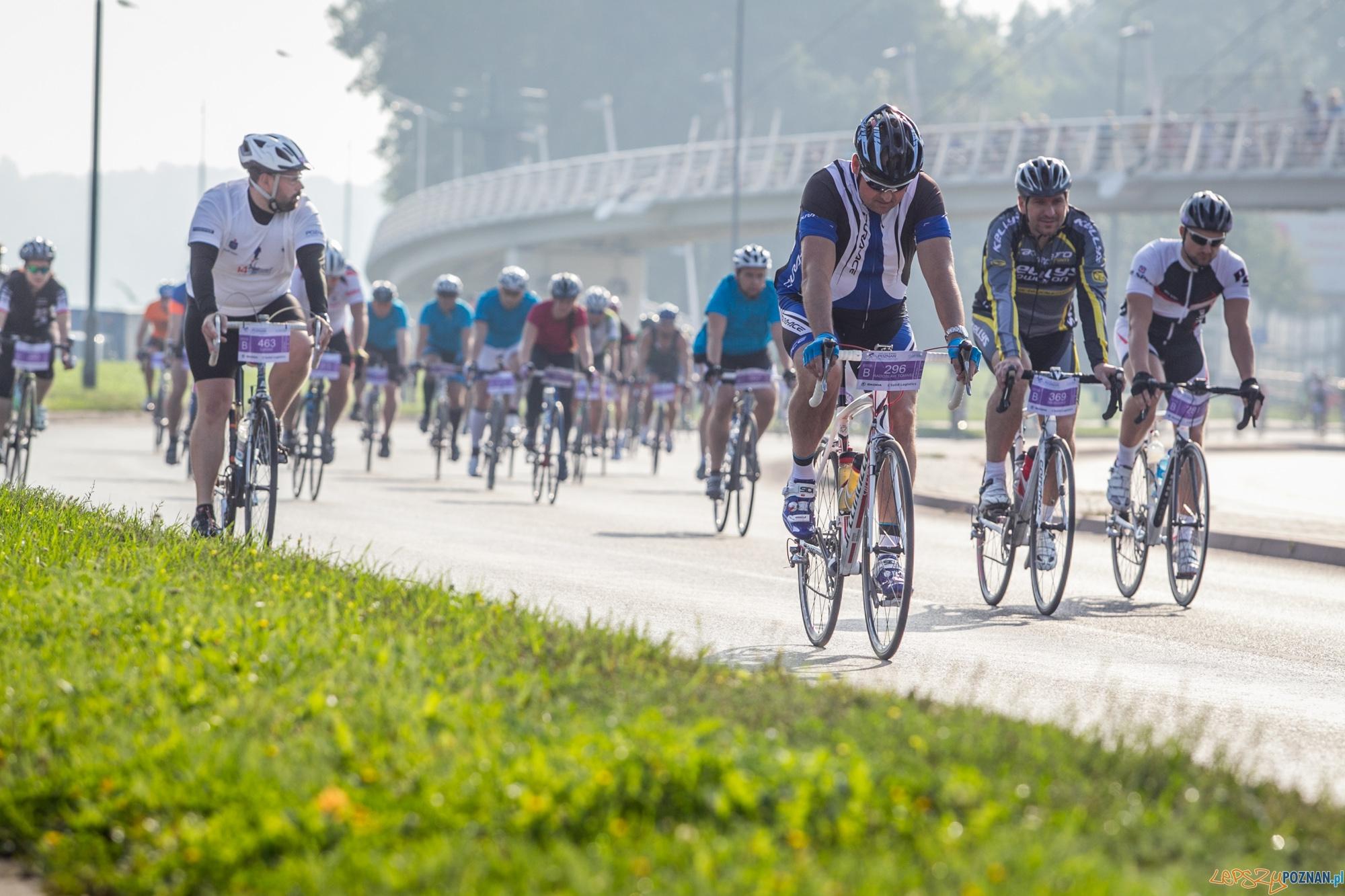 Poznan Bike Challenge 2014