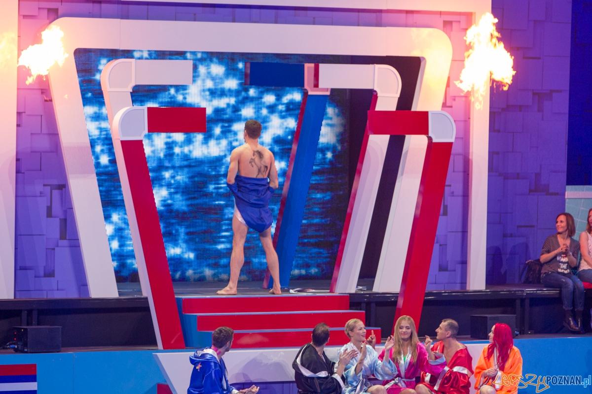 Celebrity Splash (Andrzej Młynarczyk)  Foto: lepszyPOZNAN.pl / Piotr Rychter