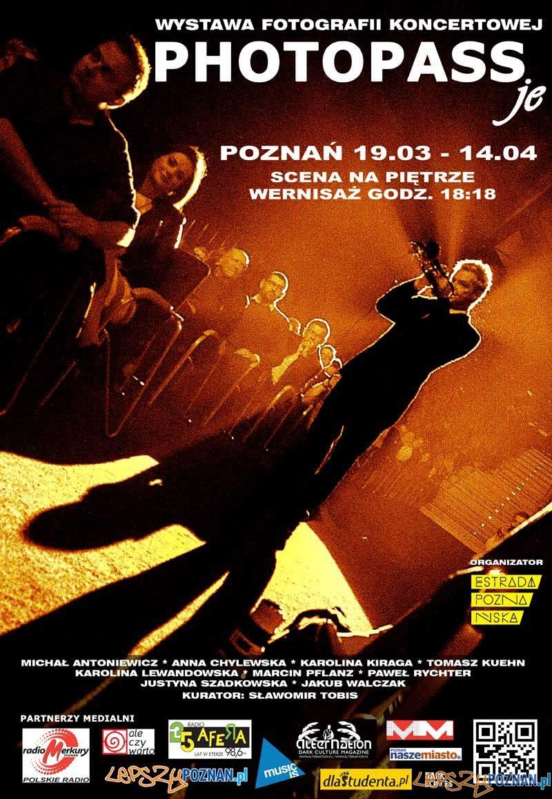 PHOTOPASSje - wystawa fotografii koncertowej  Foto: mat. pras.