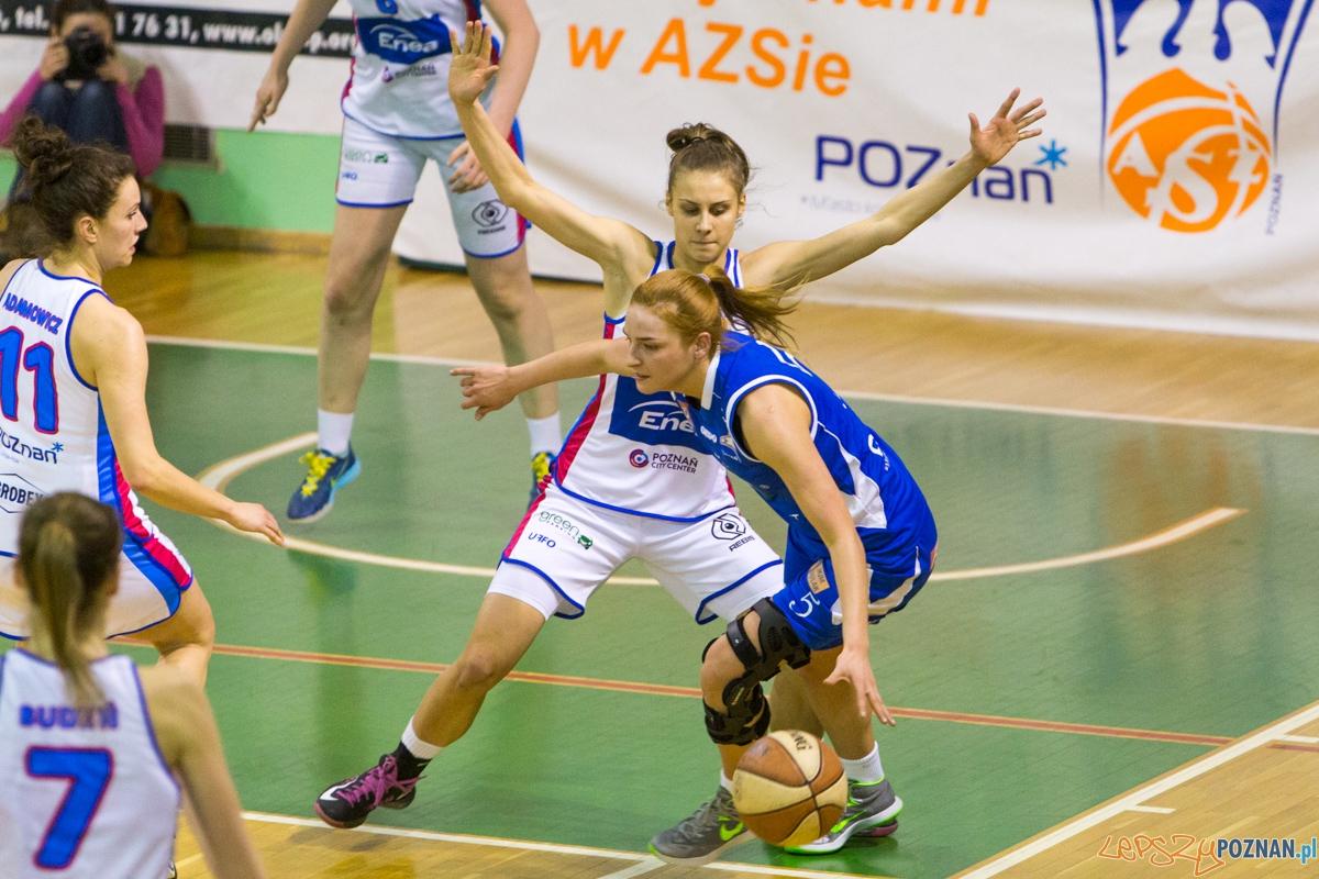 Enea AZS Poznań - JTC MUKS Poznań  Foto: lepszyPOZNAN.pl / Piotr Rychter