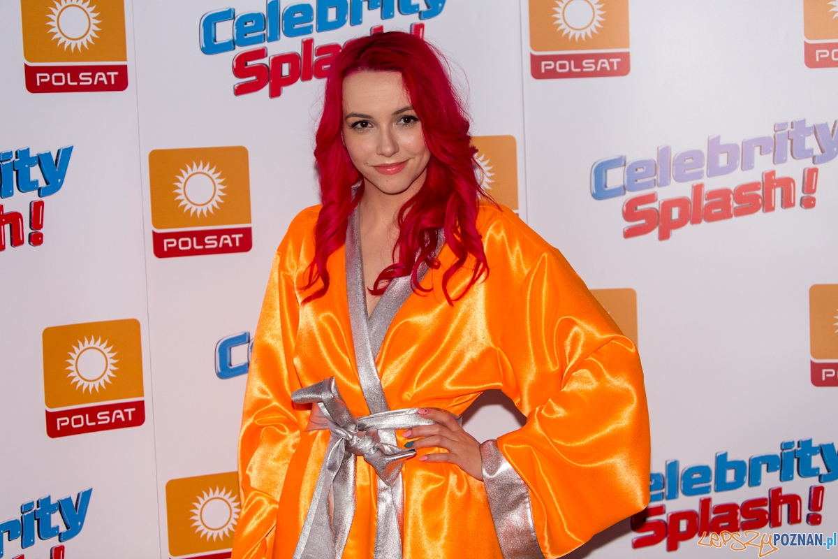 Celebrity Splash - Saszan  Foto: lepszyPOZNAN.pl / Piotr Rychter