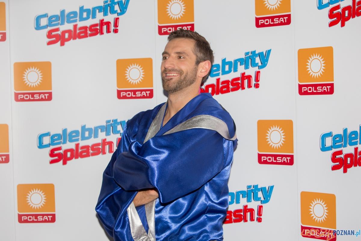 Celebrity Splash (Maciej Dowbor)  Foto: lepszyPOZNAN.pl / Piotr Rychter