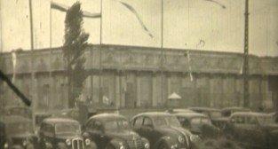 Wejście na Targi w 1946 r. Foto: Archiwum MTP