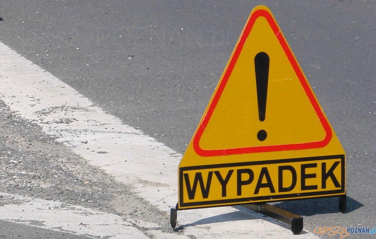 uwaga wypadek 1280  Foto: lepszyPOZNAN.pl / ag