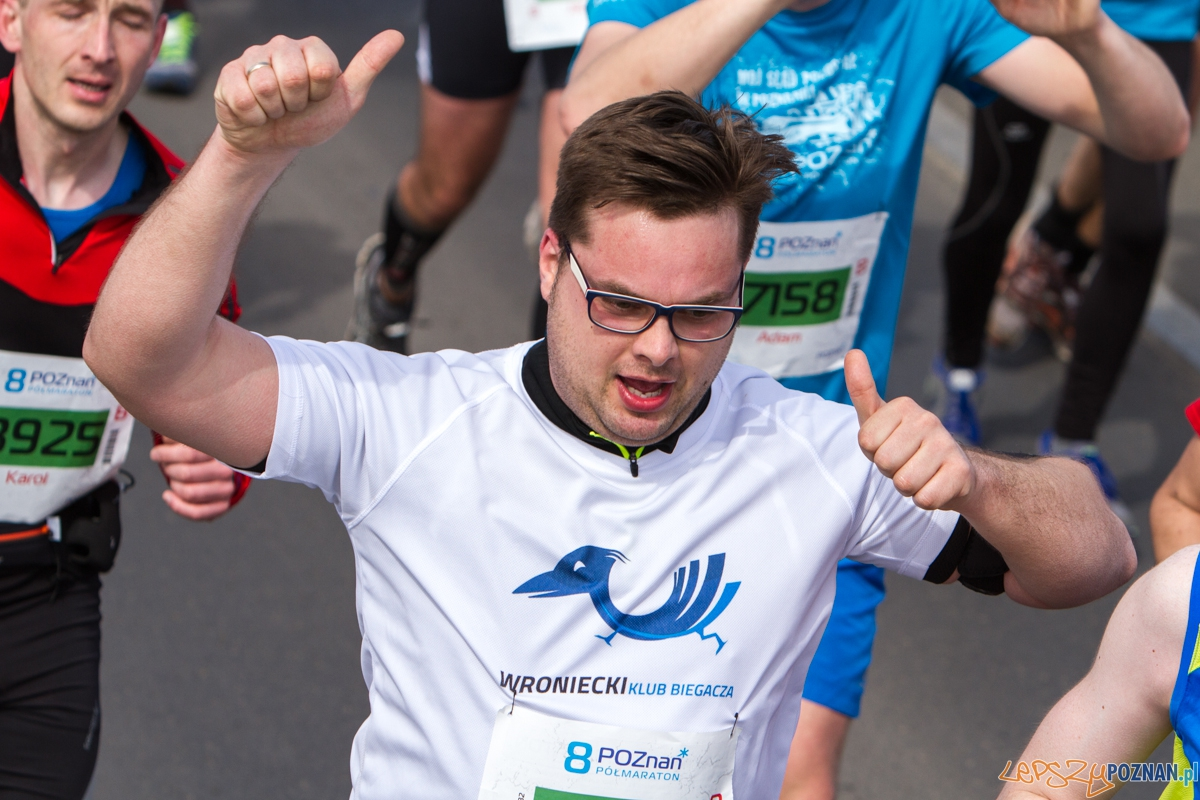8 Poznań Maraton - 12.04.2015 r.  Foto: LepszyPOZNAN.pl / Paweł Rychter
