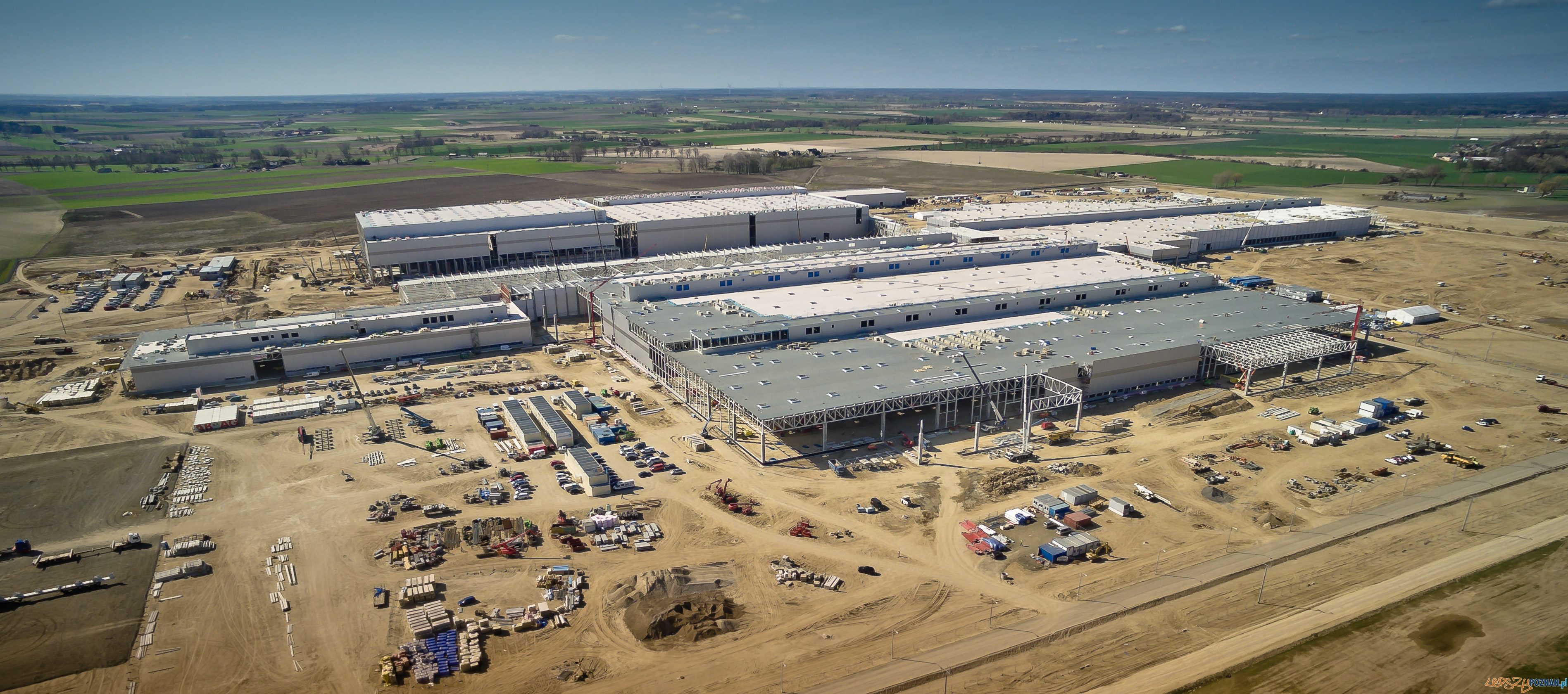 Nowa fabryka Volkswagena  Foto: VW