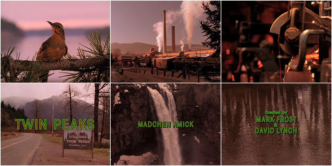 Twin Peaks - kadry z filmu