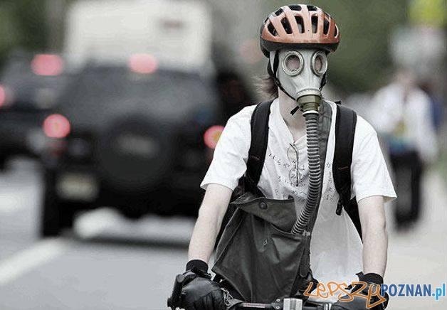 Zanieczyszczenie powietrza  Foto: facebook.com/czydzisiajsieuduszewpoznaniu