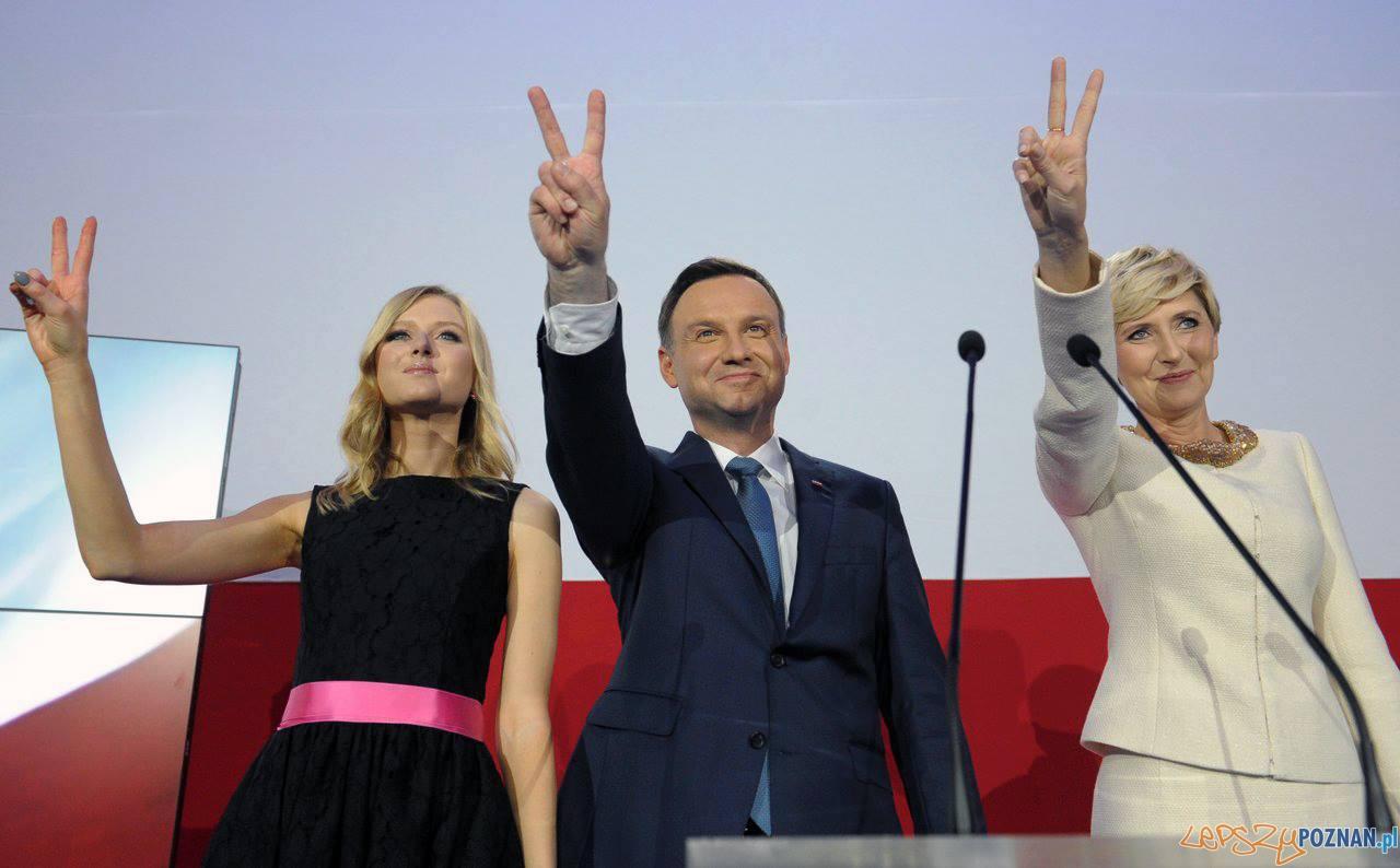 Prezydent Elekt Andrzej Duda  Foto: facebook / Andrzej Duda