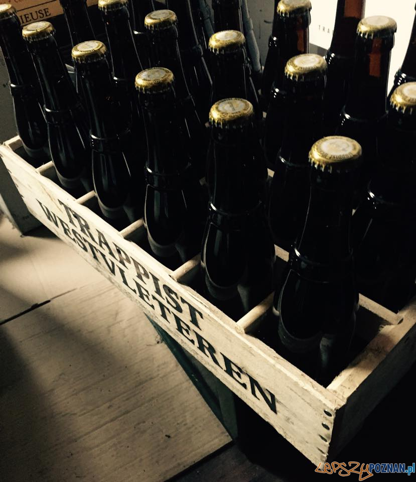 Piwo belgijskie  Foto: Kriek Belgian Pub
